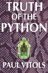 Truth of the Python by Paul Vitols - book cover art