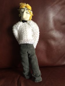 Paul in Doll Form
