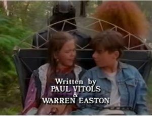 The Odyssey written by Paul Vitols and Warren Easton