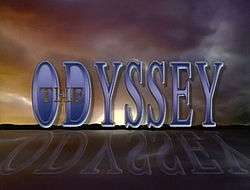 The Odyssey odyssey by Paul Vitols