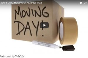 Moving Day, a short story by Paul Vitols