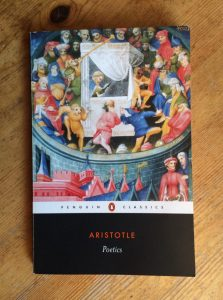 Cover of Aristotle's Poetics, Penguin edition